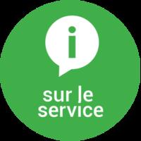 Inter information sur le service