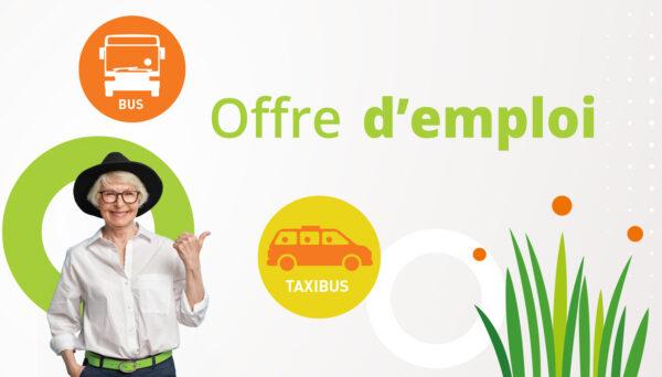 Offre d'emploi Transport adapté et collectif des Laurentides